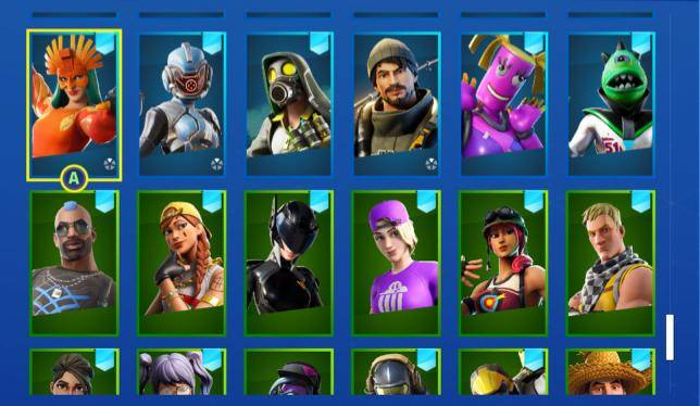 Fortnite: Battle Royale - If YOU Could Have 5 Things From MY Locker... 🤔 #4 image 19