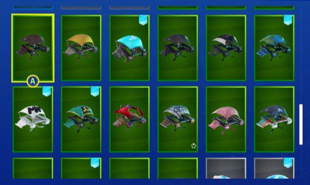 Fortnite: Battle Royale - If YOU Could Have 5 Things From MY Locker... 🤔 #4 image 55