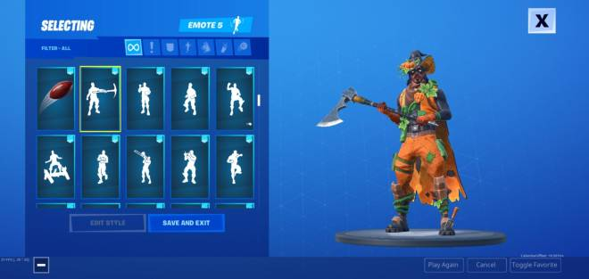 Fortnite: Battle Royale - 🎃 Perfect Patch Patroller Setup 🎃 image 8