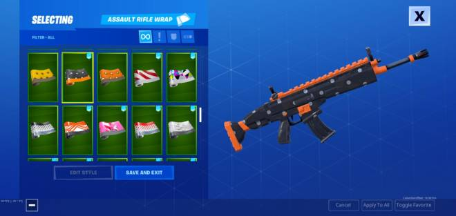 Fortnite: Battle Royale - 🎃 Perfect Patch Patroller Setup 🎃 image 14