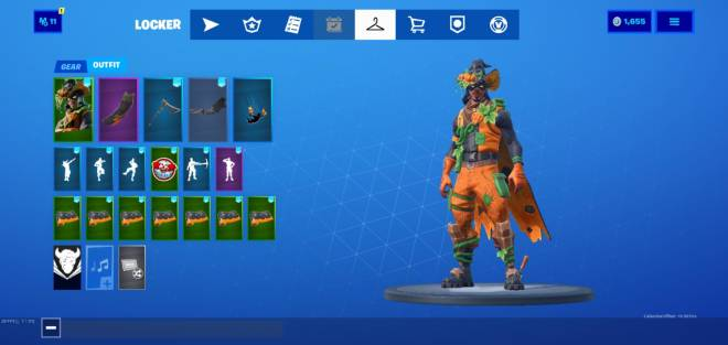 Fortnite: Battle Royale - 🎃 Perfect Patch Patroller Setup 🎃 image 16