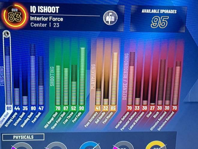 NBA 2K: General - Need Sharp Rim image 2