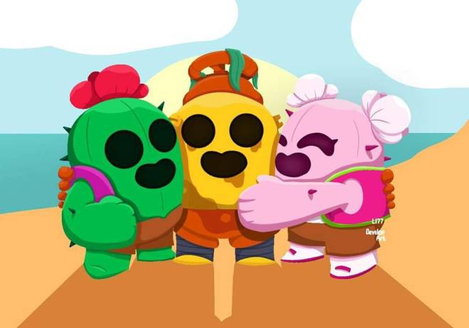Brawl Stars: General - Family time😅😂 image 1