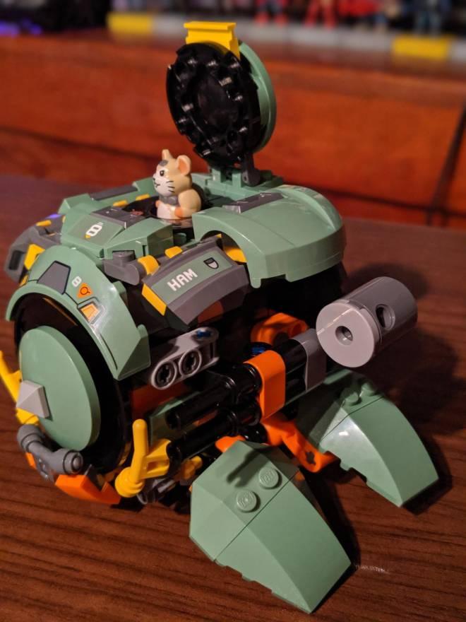Overwatch: General - I built it! (Legos) image 3