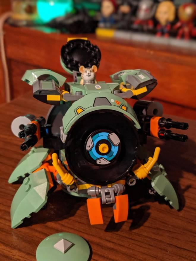Overwatch: General - I built it! (Legos) image 2