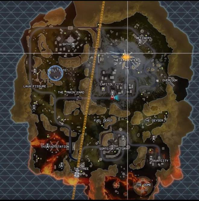 Apex Legends: General - What's your favorite place to jump to on worlds edge!  image 1