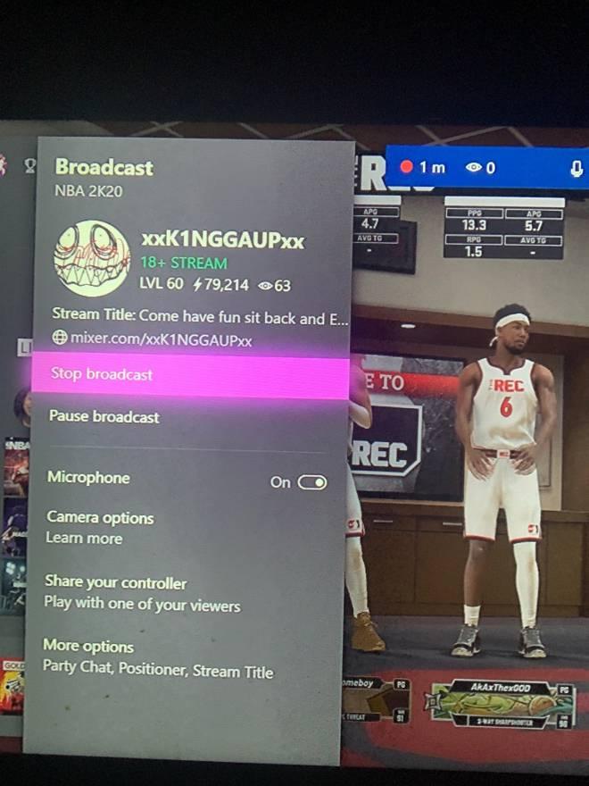 NBA 2K: General - Streaming  come through 🎃🎃 image 1