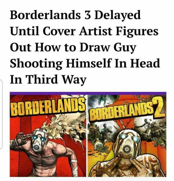 Borderlands: General - Borderland 3 meme xD image 3