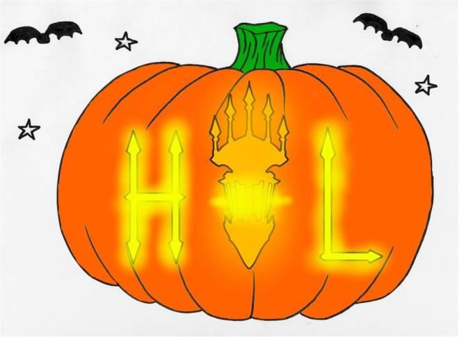 HEIR OF LIGHT: Pumpkin Carving Design Contest - Simone's Lantern on the Jack o' Lantern Crusader Name: JEDICUICA    ID:10009320517      Server: US  image 1