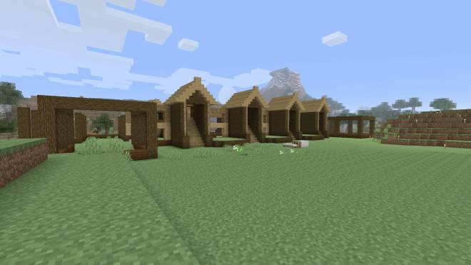 Minecraft: General - Started a brand new house today. Probably gonna take about a week.  image 2