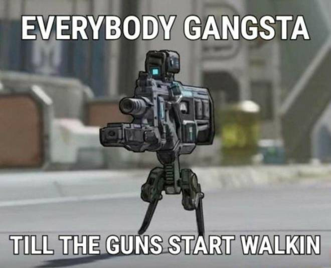 Borderlands: General - Borderland 3 meme xD image 1