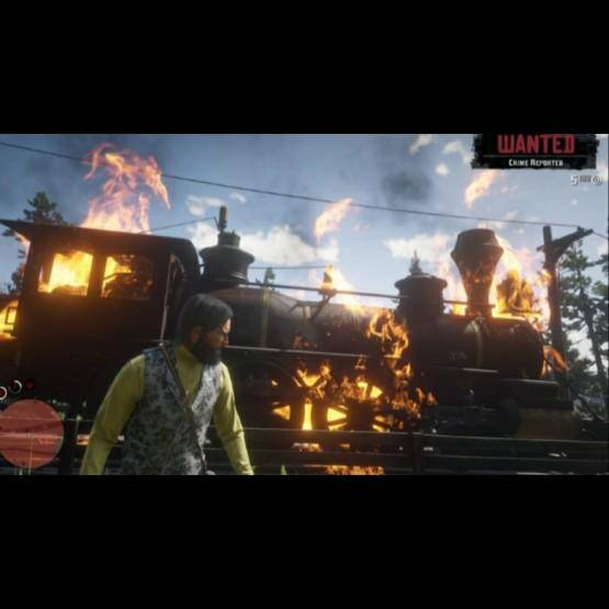 Red Dead Redemption: General - The life of a cowboy + home from school  image 3