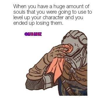 Dark Souls: Memes - This is the worst thing that can happen to you in Dark Souls image 2