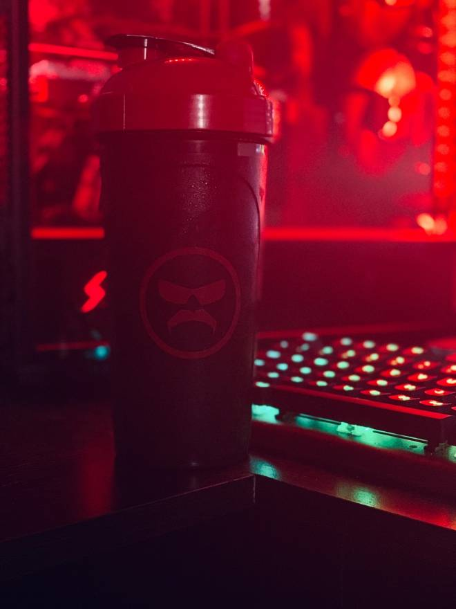 G Fuel: General - its doctober! so its only fitting to use this shaker😎 image 1