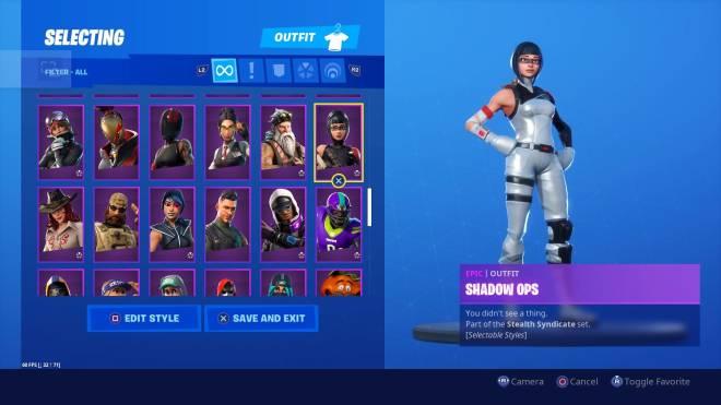 Fortnite: Battle Royale - All 103 of my skins image 6