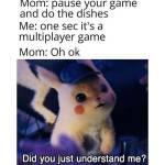 Moms are evolving! ∑(゚Д゚)