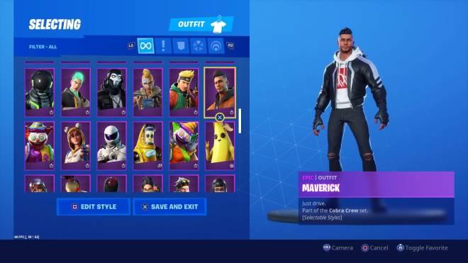 Fortnite: Battle Royale - All 103 of my skins image 5