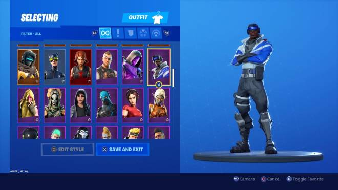 Fortnite: Battle Royale - All 103 of my skins image 4