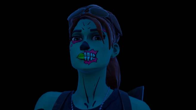 Fortnite: Battle Royale - Queen of the undead... 🧟♀️💕✨(Ghoul Trooper; 1st variant Showcase)  image 19