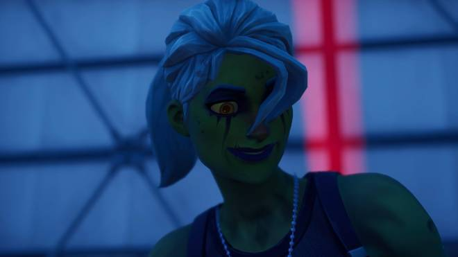 Fortnite: Battle Royale - Drop Dead Gorgeous... 🧟‍♀️💕✨(Ghoul Trooper; 2nd variant Showcase)  image 19