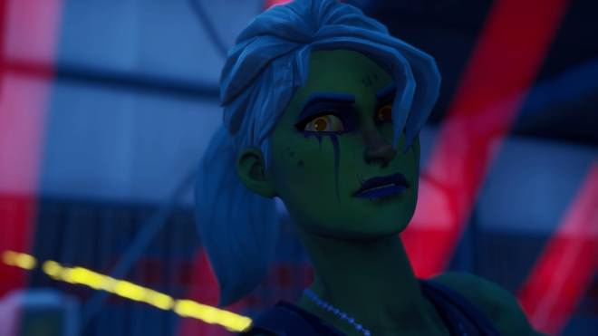 Fortnite: Battle Royale - Drop Dead Gorgeous... 🧟‍♀️💕✨(Ghoul Trooper; 2nd variant Showcase)  image 12