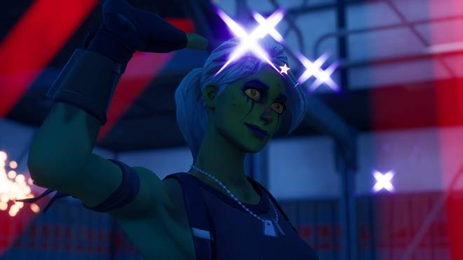 Fortnite: Battle Royale - Drop Dead Gorgeous... 🧟‍♀️💕✨(Ghoul Trooper; 2nd variant Showcase)  image 11