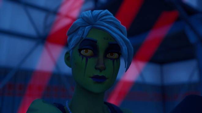 Fortnite: Battle Royale - Drop Dead Gorgeous... 🧟‍♀️💕✨(Ghoul Trooper; 2nd variant Showcase)  image 10