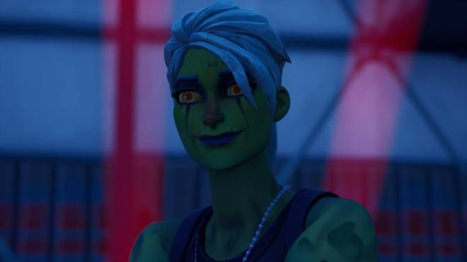 Fortnite: Battle Royale - Drop Dead Gorgeous... 🧟‍♀️💕✨(Ghoul Trooper; 2nd variant Showcase)  image 2