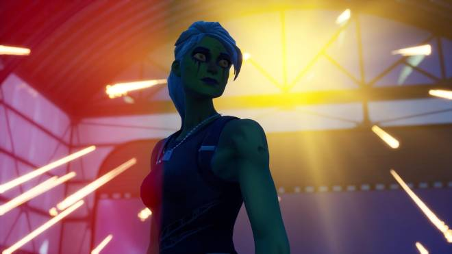 Fortnite: Battle Royale - Drop Dead Gorgeous... 🧟‍♀️💕✨(Ghoul Trooper; 2nd variant Showcase)  image 14