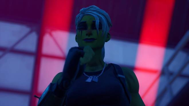 Fortnite: Battle Royale - Drop Dead Gorgeous... 🧟‍♀️💕✨(Ghoul Trooper; 2nd variant Showcase)  image 16
