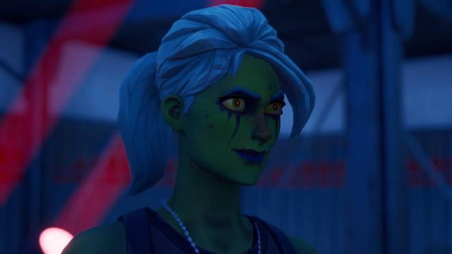 Fortnite: Battle Royale - Drop Dead Gorgeous... 🧟‍♀️💕✨(Ghoul Trooper; 2nd variant Showcase)  image 20