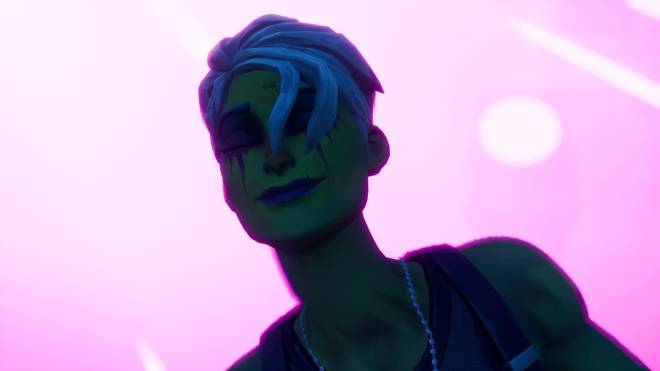 Fortnite: Battle Royale - Drop Dead Gorgeous... 🧟‍♀️💕✨(Ghoul Trooper; 2nd variant Showcase)  image 15