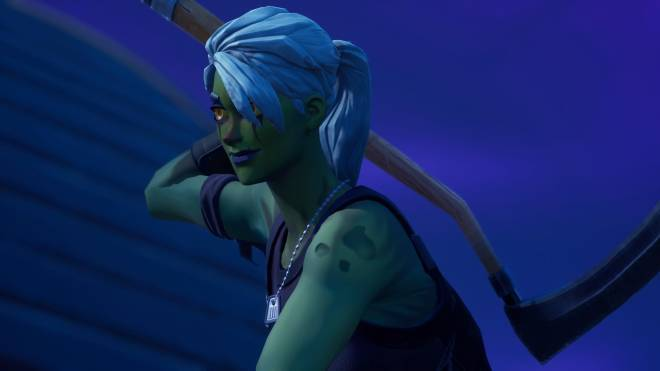 Fortnite: Battle Royale - Drop Dead Gorgeous... 🧟‍♀️💕✨(Ghoul Trooper; 2nd variant Showcase)  image 25