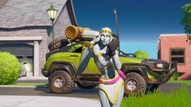 Fortnite: Battle Royale - Stoneheart Showcase  image 13