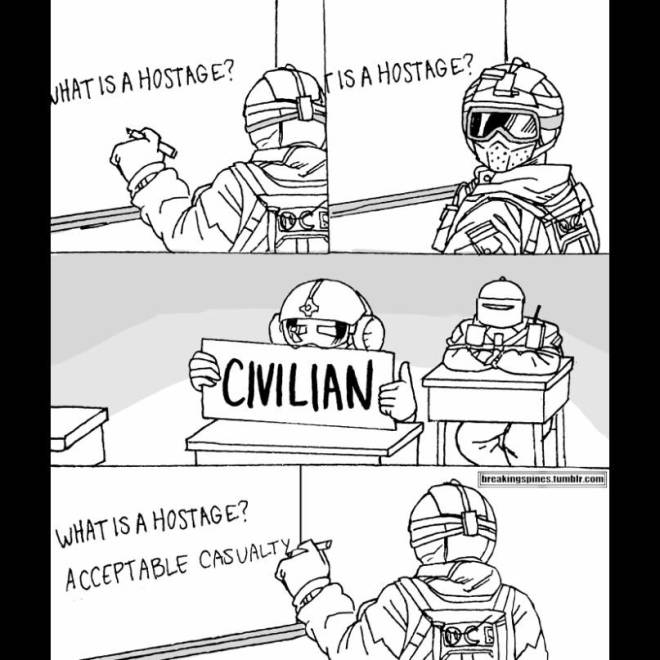 Rainbow Six: General - Inappropriate Posts 🙄 image 2