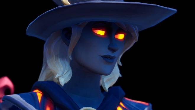 Fortnite: Battle Royale - Spicy Witchcraft... 🧙🏽♀️🔥💕✨(Elmira; Fire Variant Showcase)  image 17