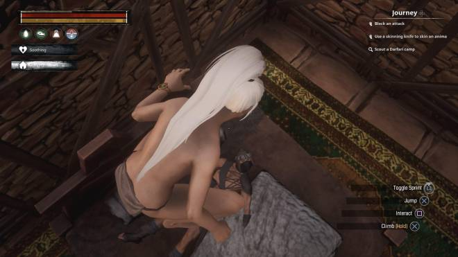 Conan Exiles: General - I've played for maybe ... 4 hours now... And this is what me and my buddy are up to image 1