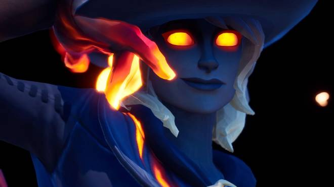 Fortnite: Battle Royale - Spicy Witchcraft... 🧙🏽♀️🔥💕✨(Elmira; Fire Variant Showcase)  image 25