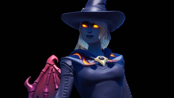 Fortnite: Battle Royale - Spicy Witchcraft... 🧙🏽‍♀️🔥💕✨(Elmira; Fire Variant Showcase)  image 16