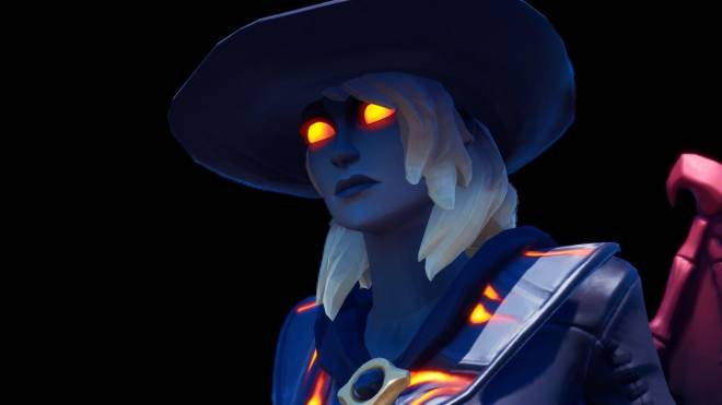 Fortnite: Battle Royale - Spicy Witchcraft... 🧙🏽♀️🔥💕✨(Elmira; Fire Variant Showcase)  image 26