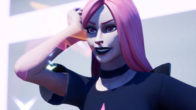 Fortnite: Battle Royale - Edgy but cute...👩🎤💕✨(Haze Showcase)  image 6