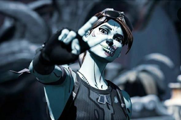 Fortnite: Battle Royale - Ghoul trooper🧟♀️  image 2