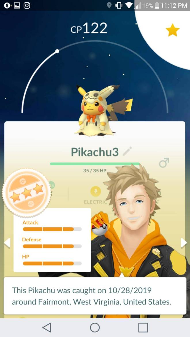 Pokemon: General - So, the results are in. Weekly(ish) Pokemon go posts! image 12