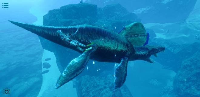 ARK: Survival Evolved: General - FOUND A Liplurodon Exploring the ocean floor for about 3 hours he poped up outa no where  image 3