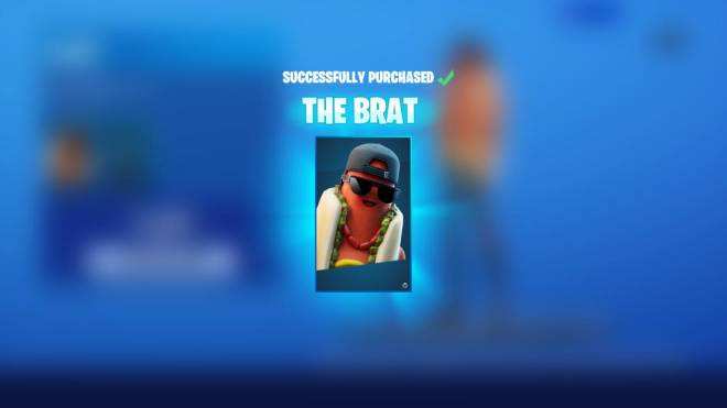 Fortnite: Battle Royale - The Brat: Cop or Drop? 🌭 image 5