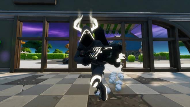 Fortnite: Battle Royale - Angel of Death: Perfect Shadow Showcase image 15