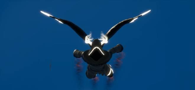 Fortnite: Battle Royale - Angel of Death: Perfect Shadow Showcase image 2