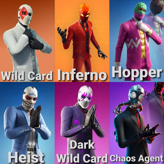 Fortnite: Battle Royale - Who Wore It Better? VOTE NOW! image 2