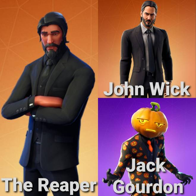 Fortnite: Battle Royale - Who Wore It Better? VOTE NOW! image 3