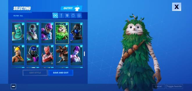 Fortnite: Battle Royale - 🌏 Perfect Bush Ranger Setup 🌏 image 4